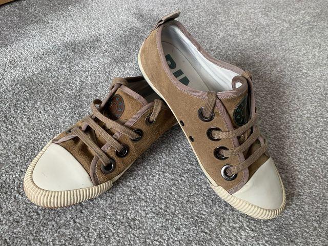 Bimba & Lola leather sneakers