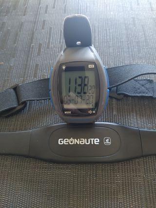pulsometro Geonaute