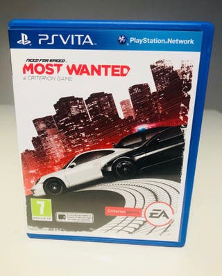 Ps Vita / Need For Speed Most Wanted