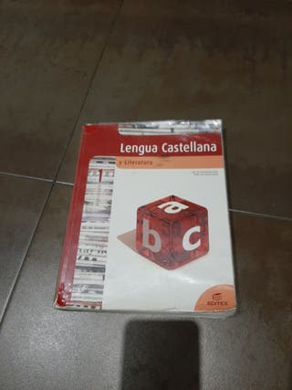 lengua y literatura castellana 1 bachiller