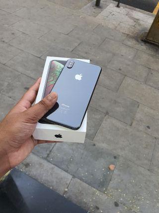 I PHONE XS MAX 64GB NEGRO