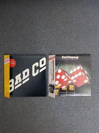 Bad Company - Straight Shooter - CD (Mini-LP)