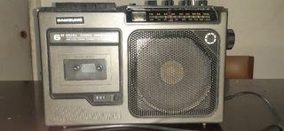 Radio Cassette Samsung Vintage