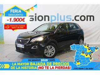 Peugeot 3008 SUV 1.2 PureTech Active SANDS 96 kW (130 CV)