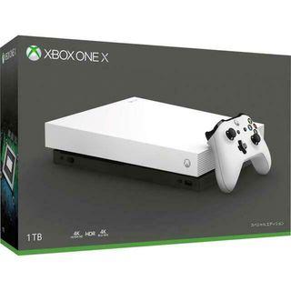 Vendo Xbox One X - Robot White