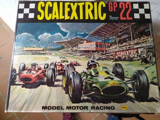 SCALEXTRIC GP22 sin coches