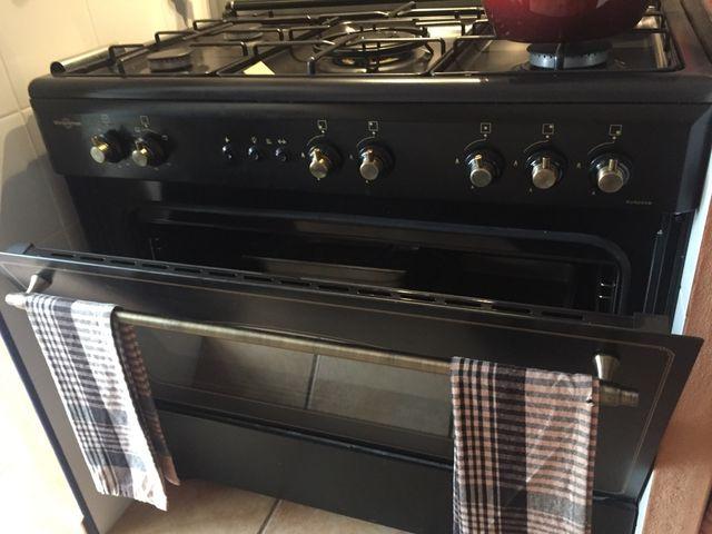 Cocina horno grill vitrokitchen