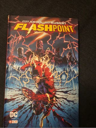 Comic flashpoint