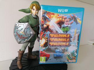TANK TANK TANK Wii U