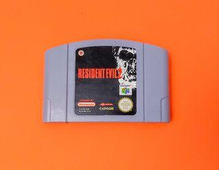 Resident Evil 2 (solo cartucho) / Nintendo 64