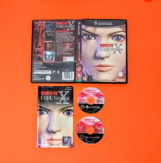 Resident Evil: Code Veronica (PAL UK) / Gamecube
