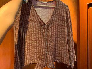 Camisa con estampado de renatta&go