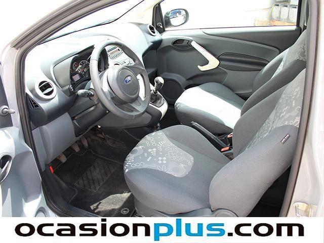Ford Ka 1.2 Black Edition SANDS 51 kW (69 CV)