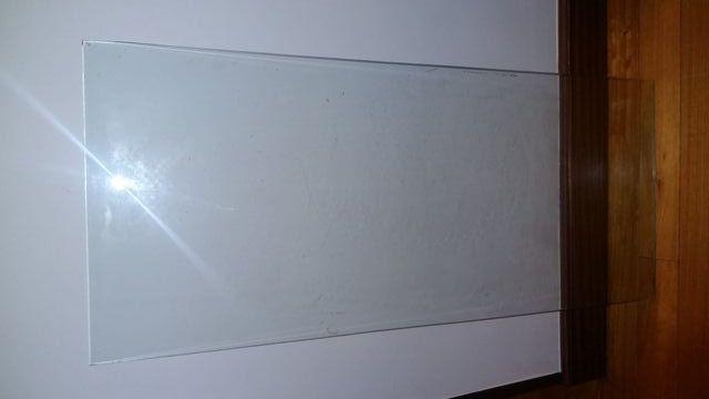 cristal transparente