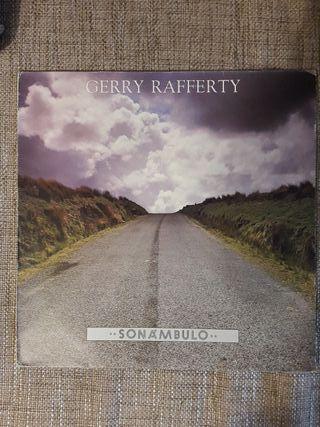 "Disco vinilo GERRY RAFFERTY ""Sleepwalking"""