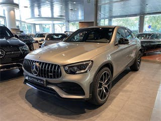 MERCEDES-BENZ GLC Coupé Mercedes-AMG GLC 43 4MATIC
