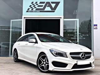 MERCEDES CLA-CLASS CLA 200 CDI AMG Line Shooting Brake, 136cv, 5p