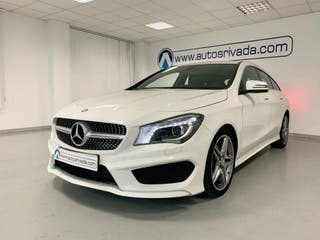 Mercedes Benz Clase CLA CLA 200 d Shooting Brake