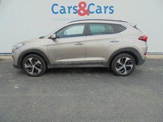 Hyundai Tucson 2.0CRDI Style 4x4