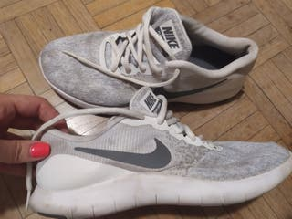 deportivas Nike degradadas