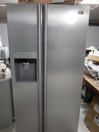 frigorífico Americano Inox LG