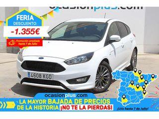 Ford Focus 1.0 Ecoboost ST-Line BlackANDRed 92 kW (125 CV)