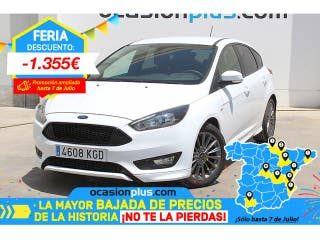 Ford Focus 1.0 Ecoboost ST-Line BlackANDRed 92 kW (125 CV)