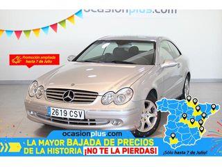 Mercedes-Benz Clase CLK CLK 240 Elegance 125 kW (170 CV)