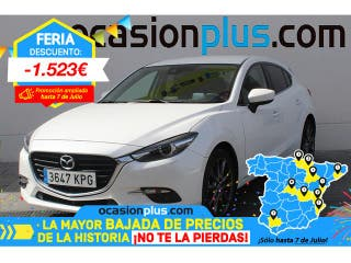 Mazda Mazda 3 2.0 GE MT Black Tech Edition 88 kW (120 CV)