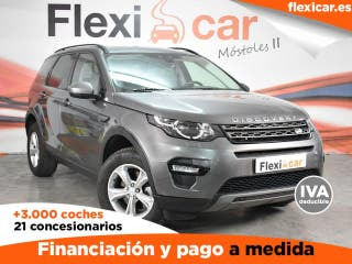 Land-Rover Discovery Sport TD4 4WD SE 7 asientos