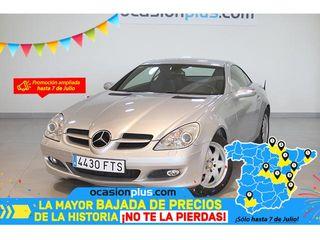 Mercedes-Benz Clase SLK SLK 200 K 120 kW (163 CV)