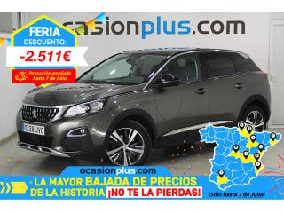 Peugeot 3008 SUV 1.6 BlueHDI Allure 88 kW (120 CV)