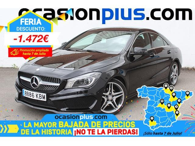 Mercedes-Benz Clase CLA CLA 180 90 kW (122 CV)