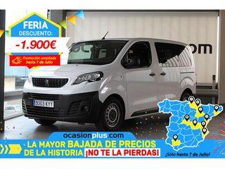 Peugeot Expert Combi BlueHDi 120 SANDS Compact 88 kW (120 CV)