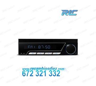 """RADIO GPS 1 DIN CON ANDROID 7.1 Y PANTALLA DE 7"""" T"""