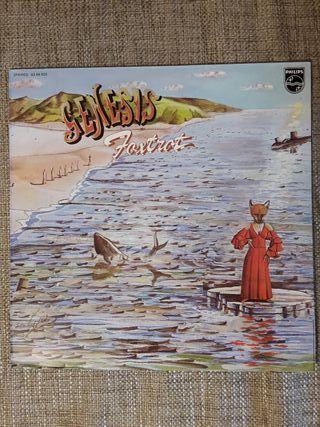 "Disco vinilo LP GENESIS ""Foxtrot"""