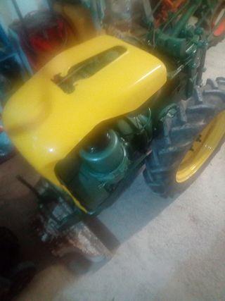 MOTOCULTOR PASCUALI DE 14CV