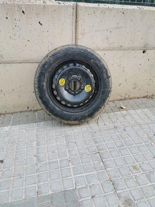 rueda de recambio continental