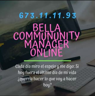 Bella Community Manager Online