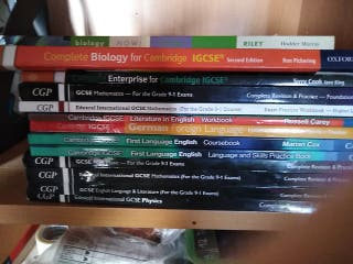 IGCSE libros