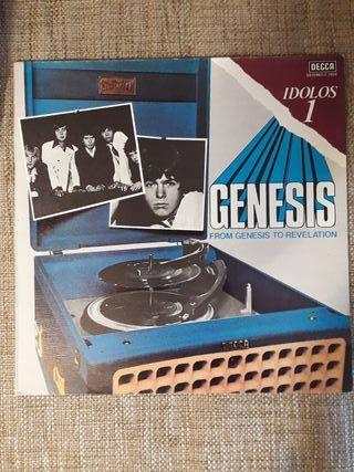 "Disco vinilo GENESIS ""From Genesis to revelation"""