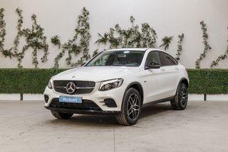 Mercedes Clase GLC Coupé GLC 300 4MATIC