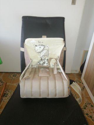 Trona portatil Jané (el corte ingles)