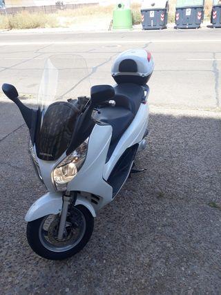 Honda. 125cc