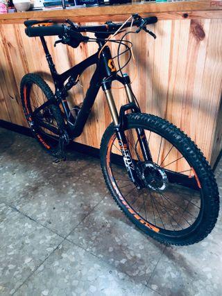 Bicicleta All Mountain SCOTT 700 Tuned talla L