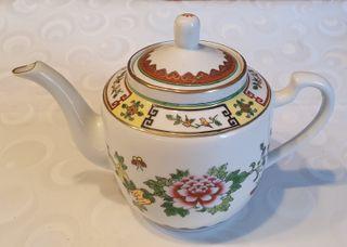 Tetera porcelana china