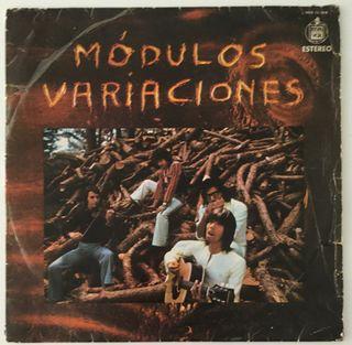 MODULOS : Variaciones Disco Vinilo LP