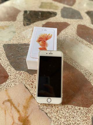 iPhone 6s capacidad 32Gb