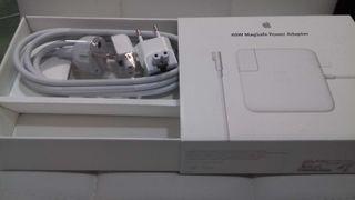 Alargador cable alimentación de Macbook