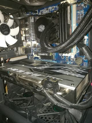 ordenador gaming/streaming